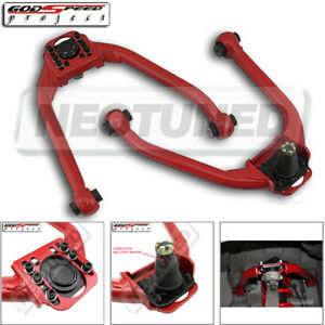 Godspeed For 03 06 G35 Coupe sedan Front Upper Camber Arm Alignment Suspension