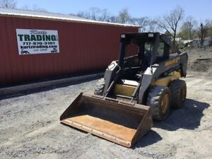 2004 New Holland Ls180 Skid Steer Loader
