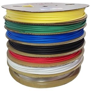 1 Roll 100m Diameter 5mm Heat Shrinkable Tube Shrink Tubing 7 Colors Available