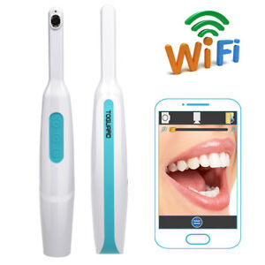 Oral Camera Hd Wifi Wireless Dental Intraoral Ios Android Pc Windows Us Stock