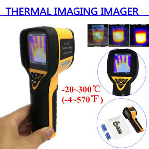 ir Infrared Thermal Imager Camera 1024 Pixels 20 300 c Digital Heating Sensor