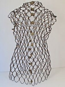 Vintage Dritz Adjustable Wire Dress Form