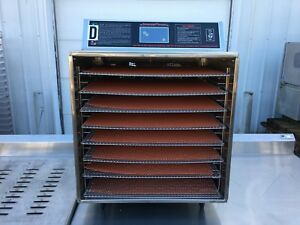 The Sausage Maker D 14 Touchscreen Stainless Steel Food Dehydrator