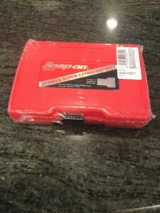 New Snap On Rex15b 15pc Screw Extractor Set