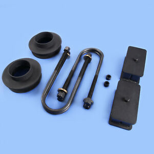 Ford F 150 97 03 2wd Steel Full Leveling Lift Kit Front 3 Rear 3