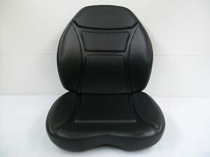 Suspension Seat Replacement Cushion Kit Fits Cat Skid Steers 216b 226b 246 jt2
