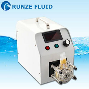 Laboratory Multifunctional Automatic Peristaltic Chemical Dosing Pump 1000ml min