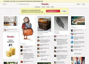 Start Your Own Pinterest Clone Website Photo Sharing Social Image Site 2018 Best