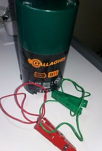Gallagher B11 Electric Fence Charger 6 Acres Portable