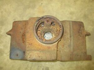 1951 John Deere B Radiator Tank Top Casting B2602r Nice One Antique Tractor