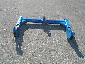 Catogory 3 3 Point Hitch Quick Hitch
