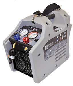 Jb Industries F6 dp Dual Piston Refrigerant Recovery Unit