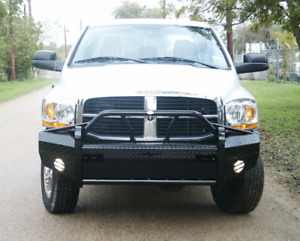 Frontier Truck Gear 600 40 6005 Xtreme Front Bumper For Dodge Ram 1500 2003 2008