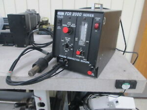 Ok Industries Fcr 2000 Series Forced Convection Rework System 115v 1ph