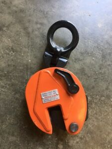 1 Ton Plate Lifting Clamp Grip 0 3 4