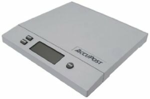 Accupost Pp 70n Postal Scale With Usb Port 70 Lb Load Capacity new