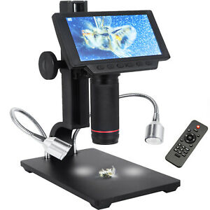 Andonstar Adsm302 1080p Hdmi Av Digital Microscope Magnifier For Pcb Repair Tool