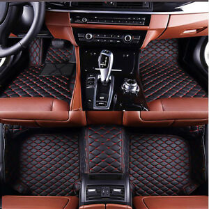 Car Floor Mats For Ford Mustang 2 Door 2006 2013 Custom Fit Non Slip Car Mats