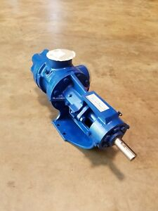 Varisco 2 Cast Iron Pump W relief Valve Identical To Viking K125