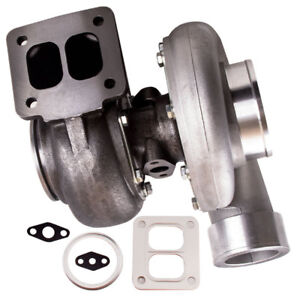 Gt45 V Band 1 05 A R 98mm Huge 600 Hp Boost Upgrade Turbocharger Universal New