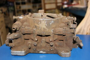 63 62 61 Buick Carter Afb 3503sa D3 401 Ci Automatic 4400 4800 Carburetor 4 S