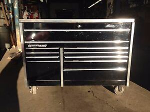 Snap On Krl722 Tool Box With Stainless Steel Top