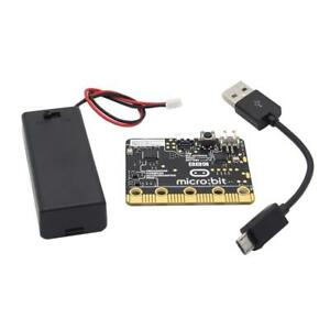 Bbc On the go Starter Bundle Micro Bit Board aaa Battery Holder usb Cable Set