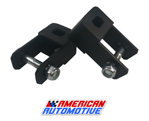 2 4 Lift Front Shock Extender For 1994 2002 Dodge Ram 2500 3500 2wd 4wd