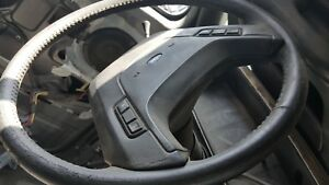 Ford F350 F250 F150 Pickup Truck Factory Steering Wheel 87 91 Xlt Lariat Used