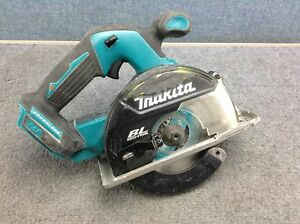 Makita Xsc02 Lxt Brushless Cordless 5 7 8 Metal Cutting Saw