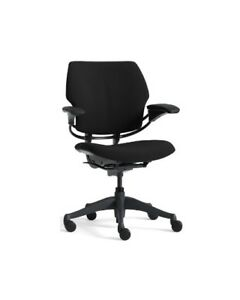 Humanscale Freedom Chair Fully Adjustable Lifetime Warranty