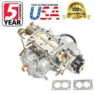 Us 8308 2 Barrel Carburetor For Jeep Bbd 6 Cyl 4 2l 258cu Engine Amc Carb Carter