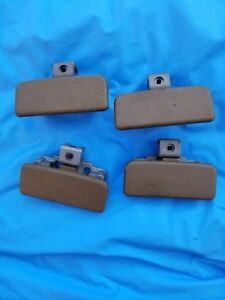 1992 1995 Eg Honda Civic Ex Dx Lx Si Tan Brown Glove Box Handle Latch
