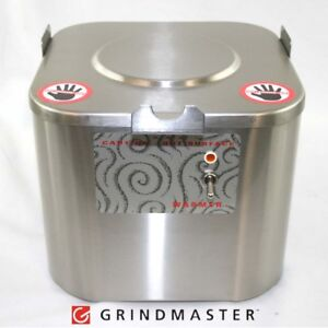 New Cw 1 Grindmaster Cw 1h Stainless Satellite Coffee Warmer For Cs ll Server