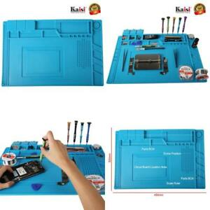 Professional Soldering Repair Kits Station Mat Magnetic For Phone computer New