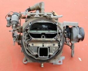 1975 1976 Ford Lincoln 410 428 429 460 Motorcraft D5ve Ad 4 Barrel Carburetor