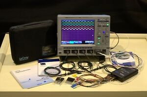 Lecroy Mixed Signal Oscilloscope Wavesurfer 64 Xs With 4 Pp009 Probes And Ms 32