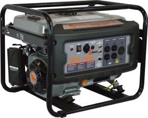 Dirty Hand Tools 4000w Gas Powered Generator