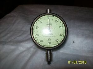 Federal 001 Miracle Movement Dial Indicator Tool C81 Usa