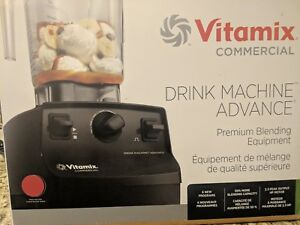 Vitamix 62825 Red Drink Machine Advance 48 oz Bar Blender Brand New