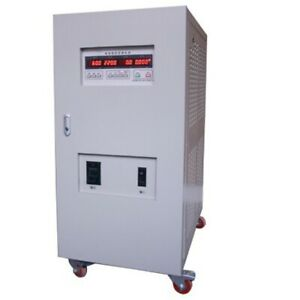 20kva 3 Phase Ac Programcontrol Variable Frequency Power Supply Source