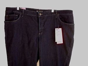 Lee Classic Jeans  Control Petite Size 24W  NWT #S68