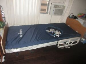Joerns Medical Bed With Mattress