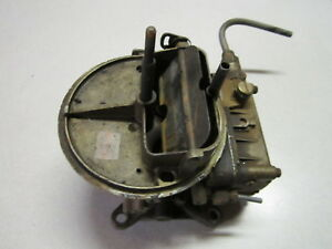 Used Holley Carburetor International Scout Off 1971 800b Worked When Removed