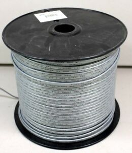 1000 Ft Allen Tel Wire At4clc 26 Awg S s 4 Cond Flat Line Cable