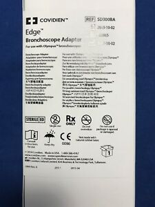 Olympus Edge Bronchoscope Adapter Reference Sd300ba Exp 10 2019