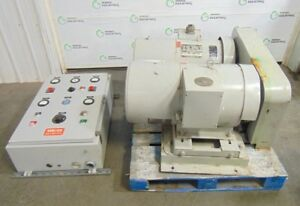 Used 60 Hp Reliance William I Horlick A177200000 Synchronous Ac Generator Set