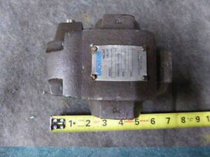 Vickers Hydraulic Relief Valve Ct10f30 Ct 10 F 30 New
