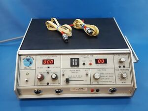 Rich mar Hv 20 Muscle Stimulator Tested 2 Probes