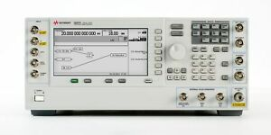 all 250khz 20ghz Psg Vector Signal Generator 9 removable Flash Memory 16 wideba